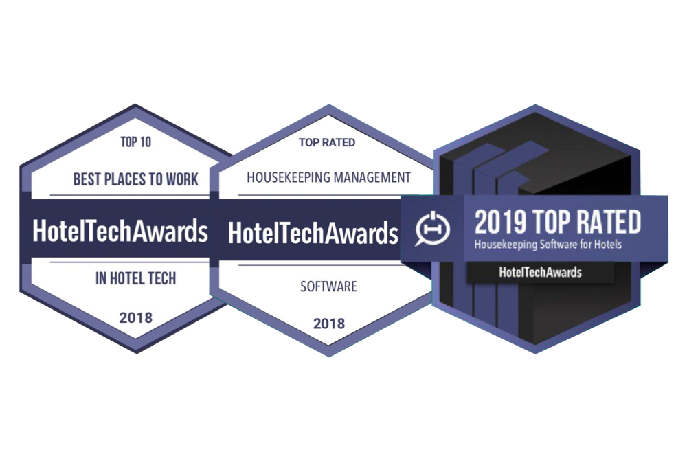 Quore Named No. 1 Housekeeping Management Solution by HotelTechReport for Two Consecutive Years.