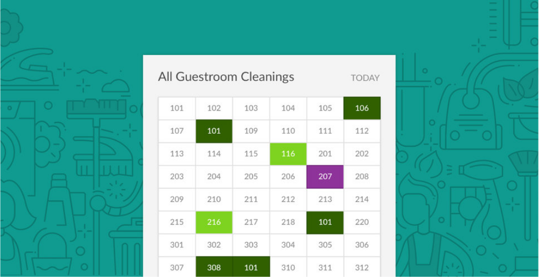 Coming Soon the New Cleanings App