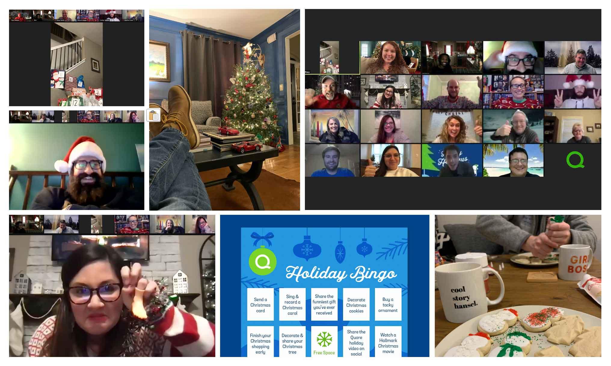 Team Quore 2020 Holiday Festivities